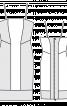 Сукня-бюстьє на бретелях - фото 3
