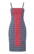 Сукня-бюстьє на бретелях - фото 2