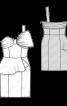 Сукня-корсаж коктейльна - фото 3