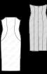 Сукня-бюстьє довжини міді - фото 3