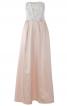 Сукня-бюстьє із завищеною талією - фото 2