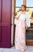 Сукня-бюстьє із завищеною талією - фото 1