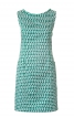 Сукня міні приталеного крою - фото 2