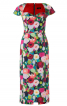 Сукня-футляр з широким вирізом - фото 2