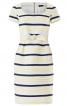 Сукня вузького крою із боковими зав'язками - фото 2