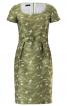 Сукня-футляр із зав'язками на талії - фото 2