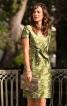 Сукня-футляр із зав'язками на талії - фото 1