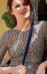 Сукня-футляр з рукавами 3/4 - фото 4