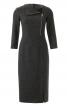 Сукня-футляр з рукавами 3/4 - фото 2