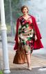 Сукня з рельєфними швами і ефектом запаху - фото 1