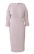 Сукня-футляр з відкритими плечима - фото 2
