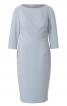 Сукня-футляр з оригінальними виточками на ліфі - фото 2