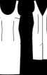 Сукня-футляр із декольте на спинці - фото 3