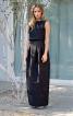 Сукня-футляр з подвійним ліфом - фото 1