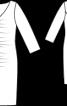 Сукня обтислого крою з креп-сатину - фото 3