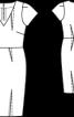 Сукня-футляр у стилі 50-х - фото 3
