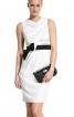 Сукня-футляр з діагональною складкою - фото 1