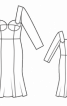 Сукня, що підкреслює фігуру - фото 3