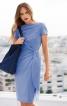 Сукня з драпіровками - фото 1