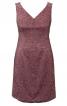 Сукня-футляр мереживна для нареченої - фото 2