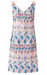 Сукня-футляр з глибоким вирізом - фото 2