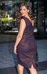 Сукня-футляр з V-подібним вирізом на спині - фото 1
