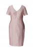 Сукня-футляр відрізна з рельєфними швами - фото 2