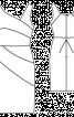 Сукня-футляр із вигнутими рельєфними швами - фото 3