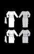 Сукня-футляр довжини міні - фото 3