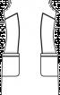 Сукня міні приталеного крою - фото 3