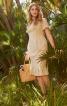Сукня-футляр з оборками - фото 1