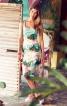 Сукня з широким декольте - фото 1