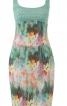 Сукня з широким декольте - фото 2