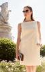 Міні-сукня з заниженою талією - фото 1