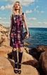 Сукня-футляр із заниженою талією - фото 1