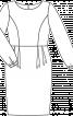 Сукня зі спідницею тюльпан - фото 2