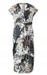Сукня-футляр з V-подібним вирізом - фото 2