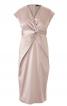 Сукня-футляр зі спущеними плечима - фото 2