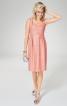 Сукня силуету ампір зі спідницею тюльпаном - фото 1