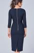 Сукня-футляр в стилі ретро з Burda 9/1957 - фото 4