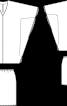 Сукня-каптан із нижньою спідницею - фото 3