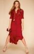 Сукня-каптан з рукавами 3/4 і розрізами - фото 1