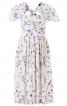 Сукня-корсаж з рукавами-крильцями - фото 2
