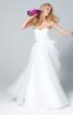 Сукня-корсаж довга з пишною спідницею - фото 1
