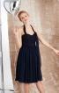 Сукня-корсаж з бретеллю-петлею - фото 1