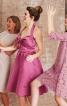 Сукня з бретеллю-петлею - фото 5