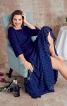 Сукня максі із заниженою талією - фото 1
