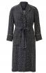 Сукня-пальто з коміром-стойкою - фото 2
