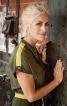 Сукня-сорочка з коміром-стойкою - фото 4