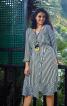 Сукня з наскрізною застібкою - фото 1